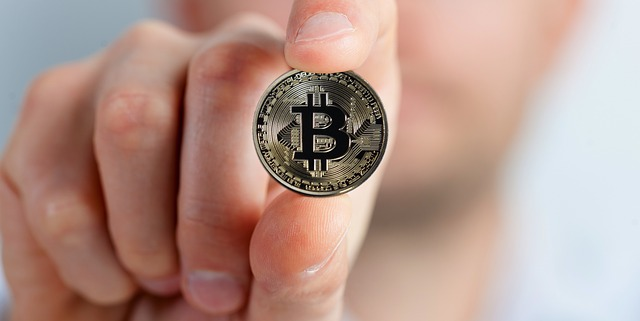 Un jeton Bitcoin